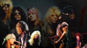 Guns N' Roses – Patience – American Music Awards '89