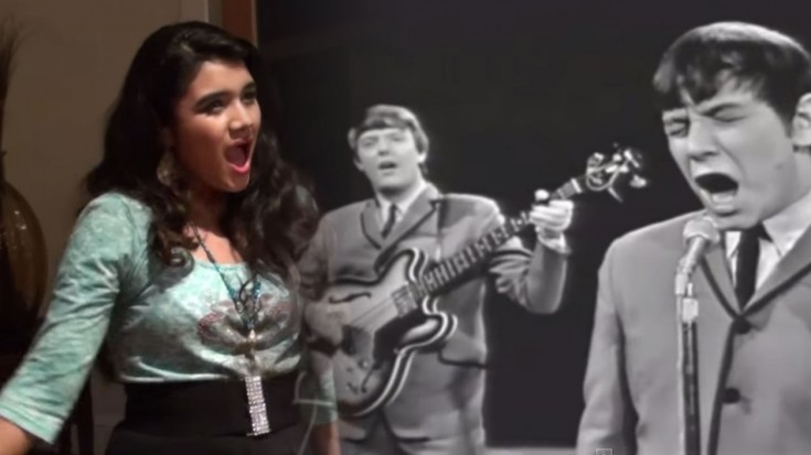 """15 yr old Girl SPECTACULAR Cover """"House Of The Rising Sun"""" 