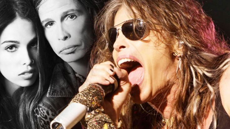 Steven Tyler STUNS With Live Acoustic -Jaded! | Society Of Rock Videos
