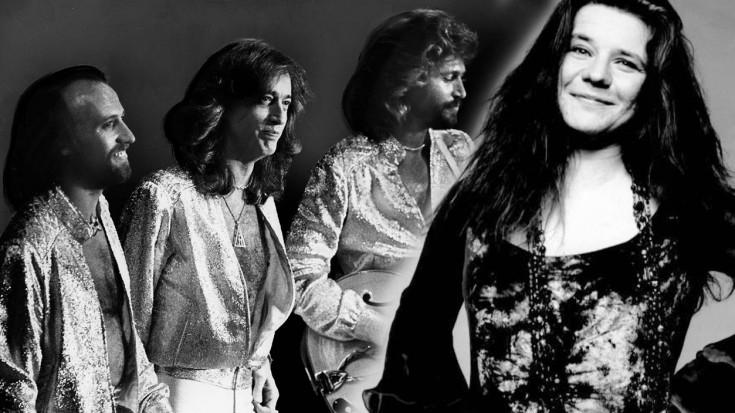 Janis Joplin – To Love Somebody (LIVE on Dick Cavett!) | Society Of Rock Videos