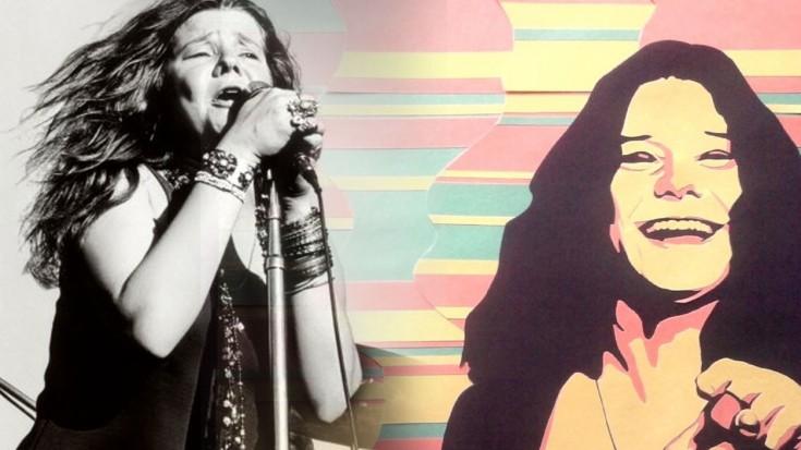 Janis Joplin – Cry Baby LIVE! (WATCH) | Society Of Rock Videos