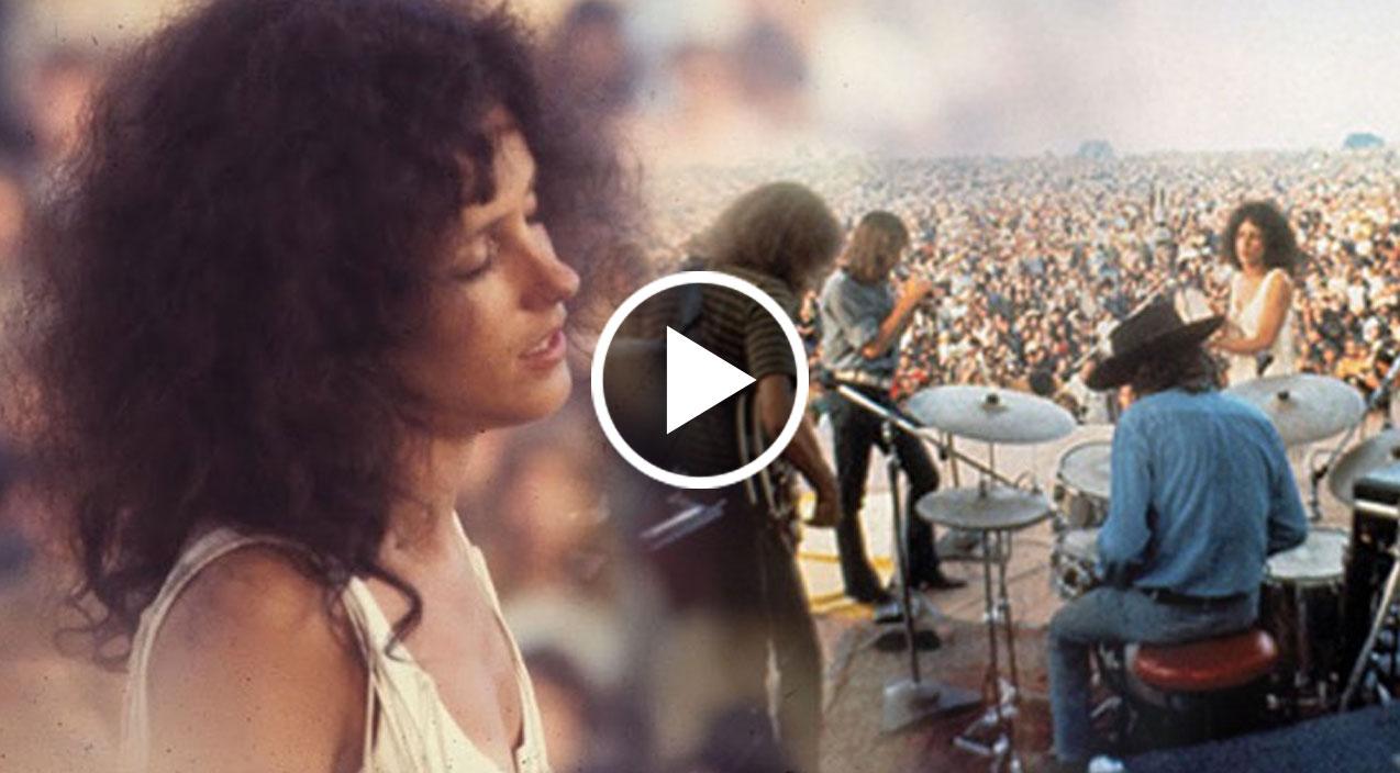 Jefferson Airplane – White Rabbit – Woodstock | Society Of ...