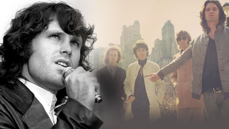 Jim Morrison Unleashes The Beast On Variety Show | Society Of Rock Videos