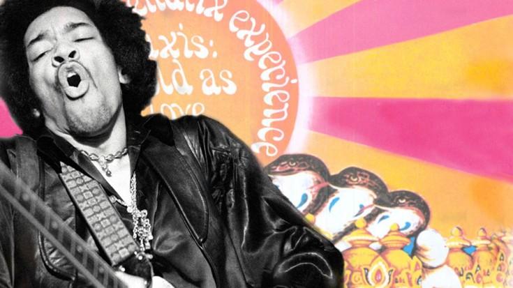 "Jimi Hendrix – ""Bold As Love"" | Society Of Rock Videos"