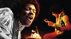Jimi Hendrix – 'Fire' live 1969