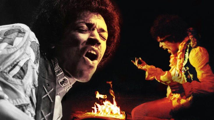 Jimi Hendrix – 'Fire' live 1969 | Society Of Rock Videos