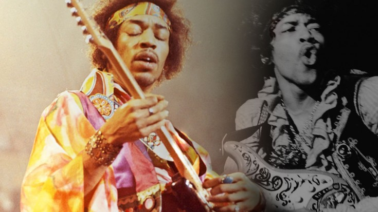 Jimi Hendrix – 'Killing Floor' live at Monterey! | Society Of Rock Videos