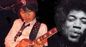 """You HAVE to see this kid slay Jimi's """"Star Spangled Banner""""! (WATCH)"""