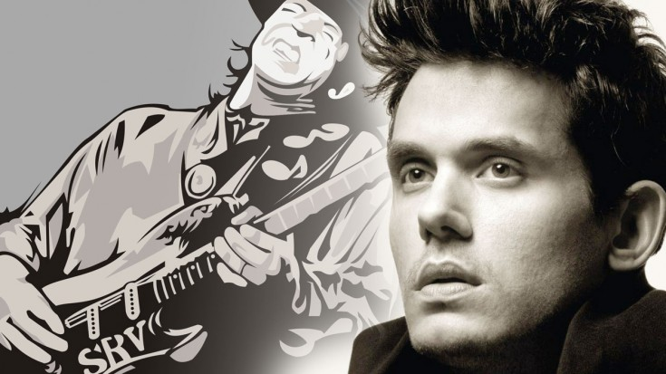 John Mayer's 'Empty Arms' Tribute to Stevie Ray Vaughan! | Society Of Rock Videos