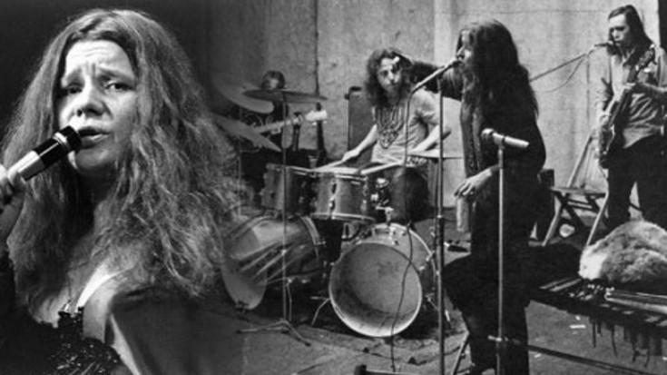 "Janis Joplin – ""Half Moon"" Live   Society Of Rock Videos"