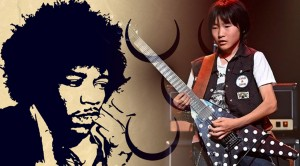 Yuto Miyazawa tribute to Hendrix' – Star Spangled Banner