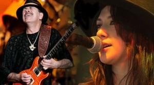 Santana and Michelle Branch perform The Game Of Love