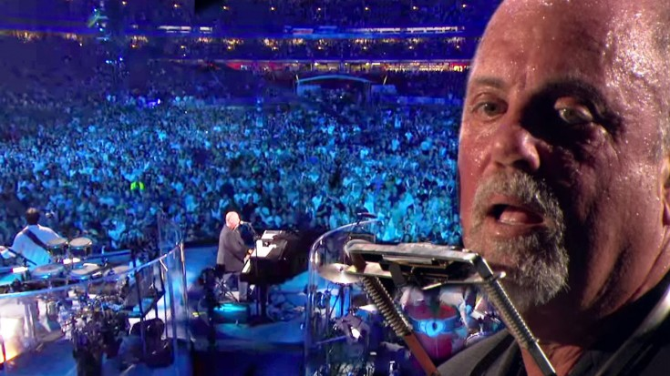 Billy Joel – Piano Man (Live at Shea Stadium)   Society Of Rock Videos