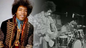 "Classic ""Red House"" Footage- Jimi Hendrix in Sweden"