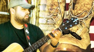 Wounded Veteran Delivers Emotional Rendition Of 'Simple Man'