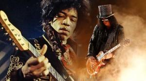 Slash – Hey Joe – Jimi Hendrix Tribute UK Hall of Fame '05
