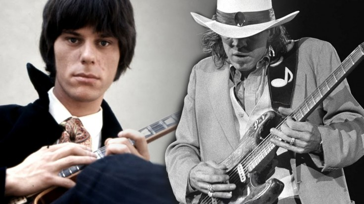 Stevie Ray Vaughan and Jeff Beck – 'Going Down' Live | Society Of Rock Videos