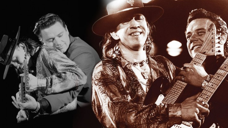 Stevie Ray Vaughan – 'Pipeline' live! | Society Of Rock Videos