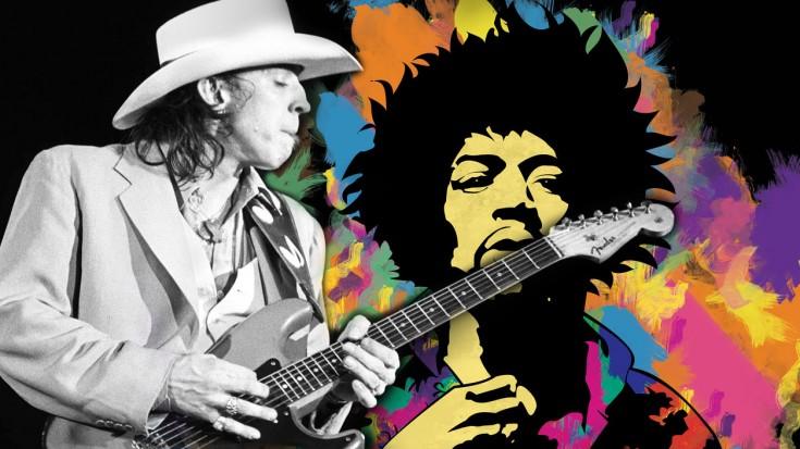 Stevie Ray Vaughan – Voodoo Child (Slight Return) LIVE (WATCH) | Society Of Rock Videos