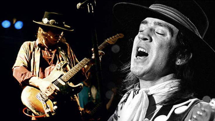 a tribute to stevie ray vaughan 96 eric clapton society of rock. Black Bedroom Furniture Sets. Home Design Ideas