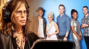 Idol Extra: The Top 5 Meet Steven Tyler For Inspiring Pep Talk!