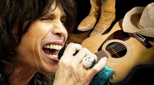 "Steven Tyler Sings ""Amazing Grace"" And Has SOUL"