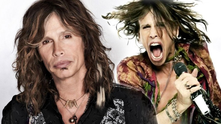 Steven Tyler – I don't want to miss a thing (Acoustic) | Society Of Rock Videos