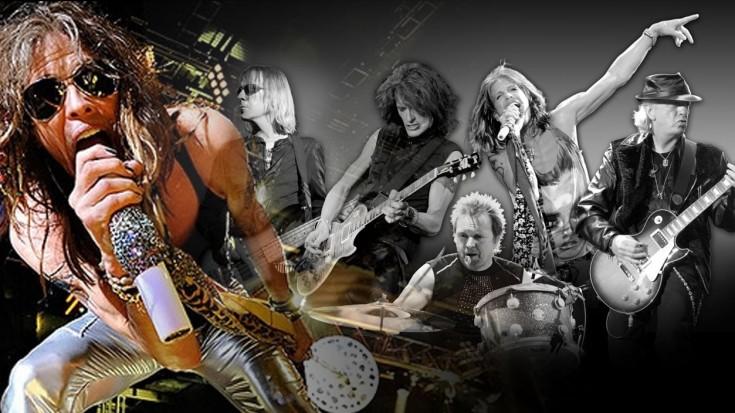 Aerosmith – Dream On -Woodstock 94 | Society Of Rock Videos