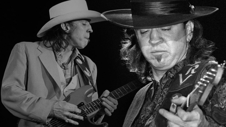Stevie Ray Vaughan – Leave My Girl Alone – Live From Austin, Texas | Society Of Rock Videos