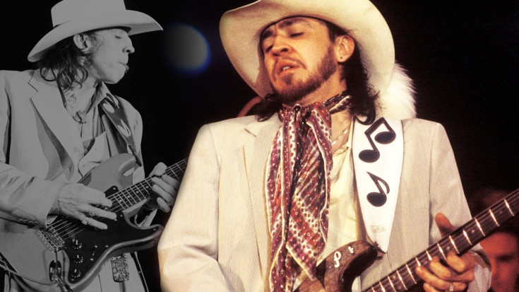 Stevie Ray Vaughan – Shake For Me live! | Society Of Rock Videos