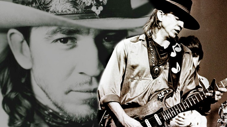 SOULFUL acoustic Stevie Ray Vaughan Performance! (LIVE) | Society Of Rock Videos