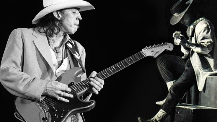 stevie ray vaughan double trouble pride and joy montreux 85 society of rock. Black Bedroom Furniture Sets. Home Design Ideas