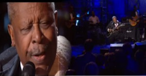 "B.B. King Sings ""Sweet Little Angel"" Live"