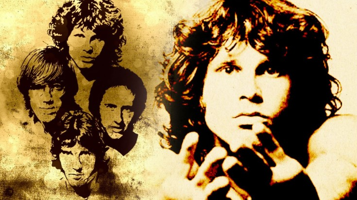 The Doors – Light My Fire (Live in Europe 1968) | Society Of Rock Videos