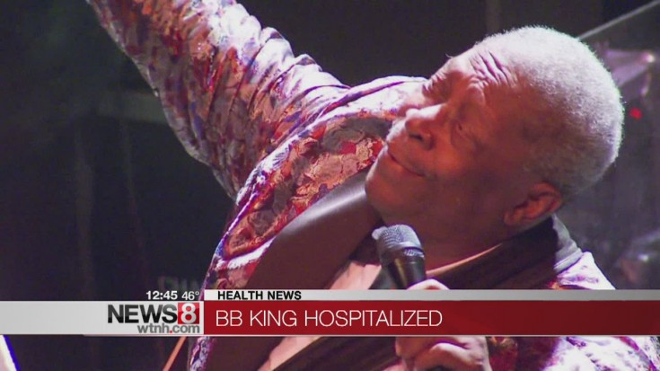 "UPDATE: B.B. King ""FEELING MUCH BETTER"" And Is Back Home 