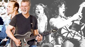 Van Halen – 'Hot for Teacher' live on Jimmy Kimmel!