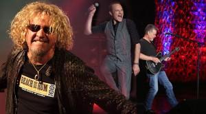 Van Halen Jumps on Ellen DeGeneres