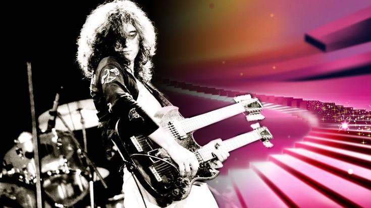 Led Zeppelin – 'Stairway To Heaven' (STUDIO) | Society Of Rock Videos