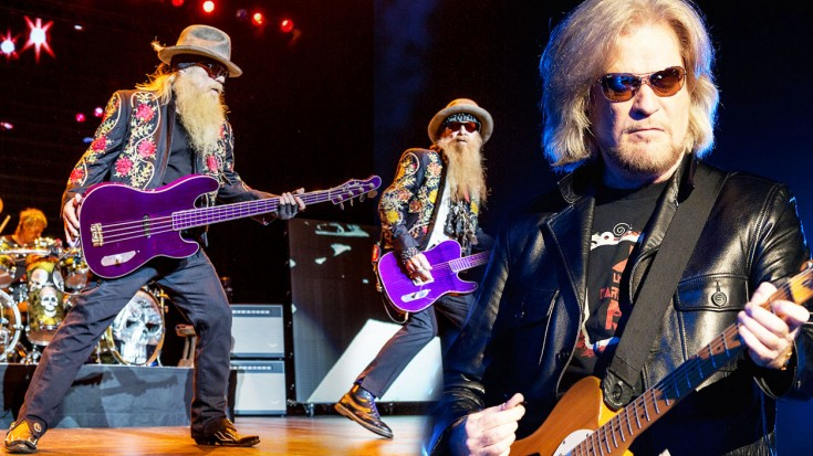 ZZ Top – 'La Grange', live at Daryl's House | Society Of Rock Videos