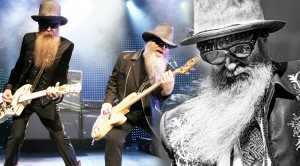 ZZ Top Gets Dressed Up In 'Sharp Dressed Man'!