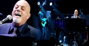 "Billy Joel – ""Piano Man"" Live"