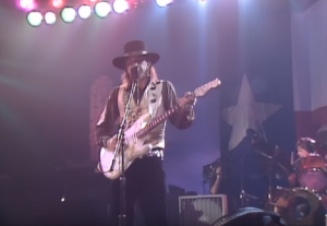 "Stevie Ray Vaughan – ""Change It"" Live"