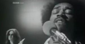 Jimi Hendrix – Voodoo  (Slight Return)