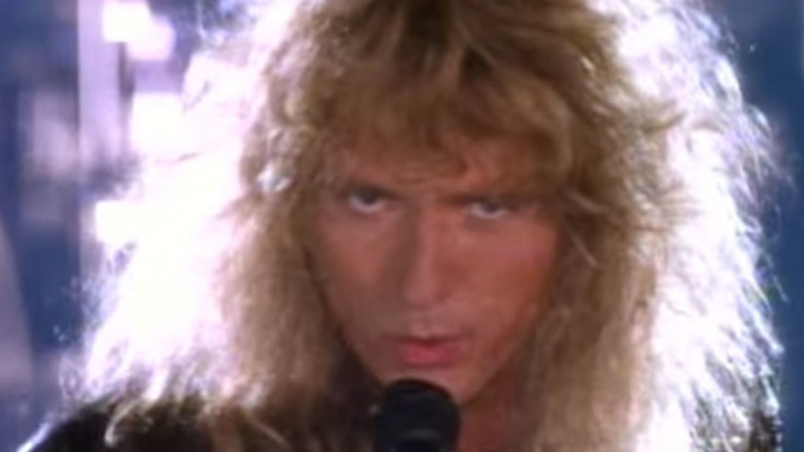 Whitesnake – 'Here I Go Again' Official Music Video ...