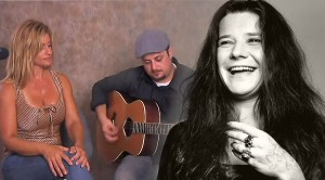 Acoustic Duo Delivers Fun Rendition Of 'Me And Bobby McGee'!
