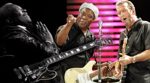 B.B. King and 3 LEGENDARY Guitarists