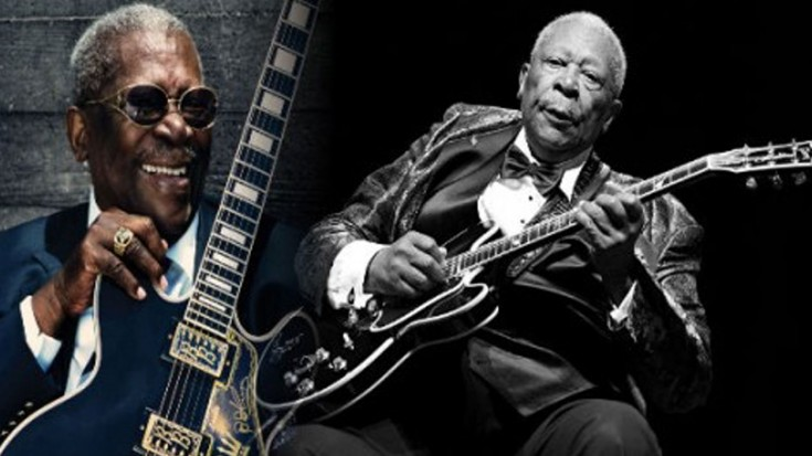 "B.B. King – ""Please Accept My Love"" Live 