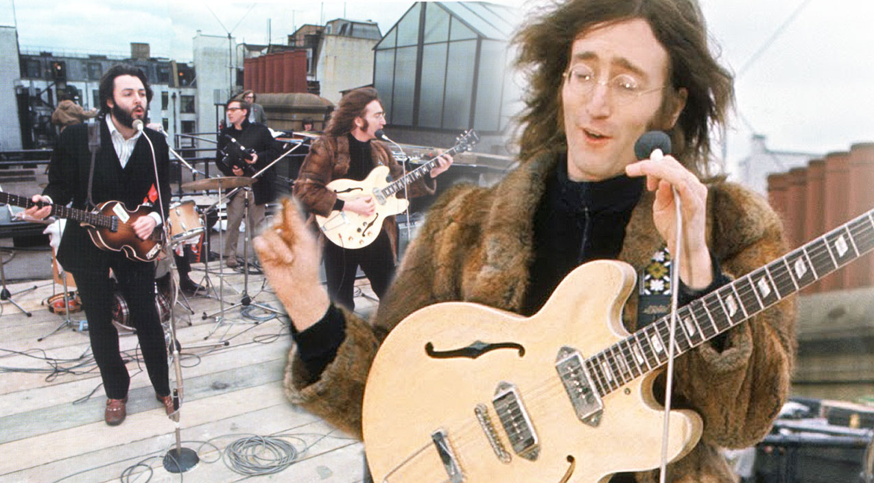 The Beatles Say Goodbye With The Finest Performance Of