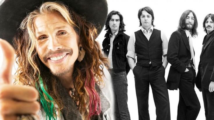 Steven Tyler's 'Abbey Road' Tribute to Paul McCartney! | Society Of Rock Videos