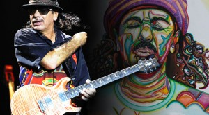 "Santana – ""No One To Depend On"" Live"